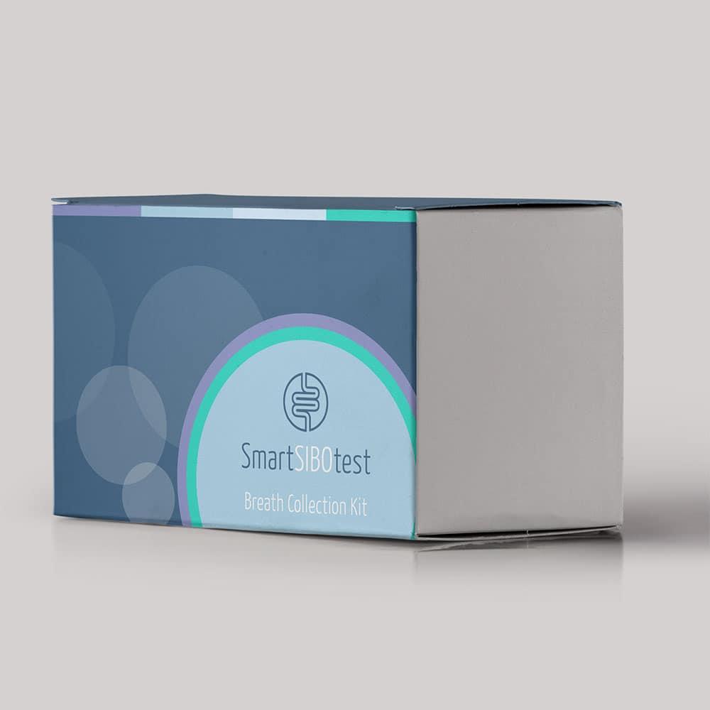 Photo of a Lactulose SIBO Breath Test