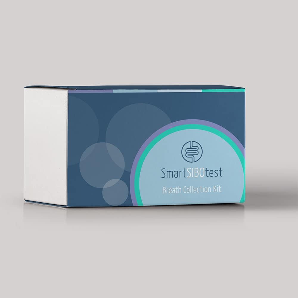 Photo of a Glucose SIBO breath test
